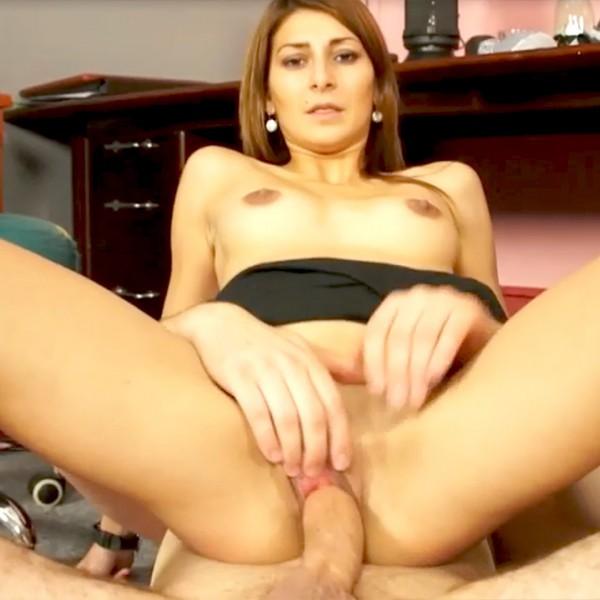 Katerina - Fucked on a casting couch - SD (2017/AmateursFromBohemia.com/PornCZ.com/239 MB)