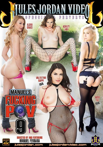 Valentina Nappi, Alexa Grace, Ashley Lane, Aria Fae - Manuels Fucking POV 9 (2018/WEBRip/SD) - WEBRip/SD (2018/JulesJordan/1.63GB)