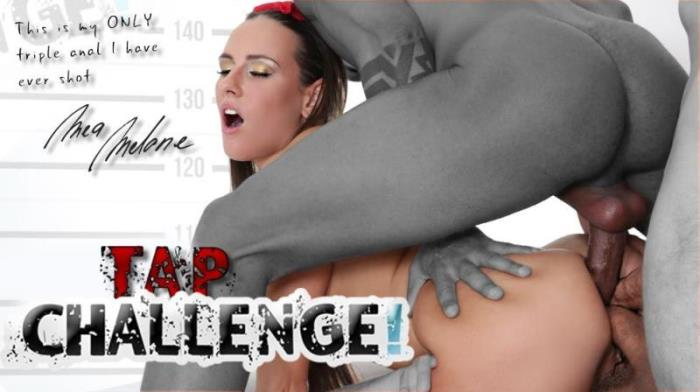 MeloneChallenge - Mea Melone [Triple Anal Penetration] (HD 720p)