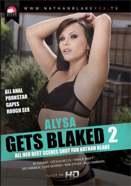 Alysa Gets Blaked 2 (2017/DVDRip)
