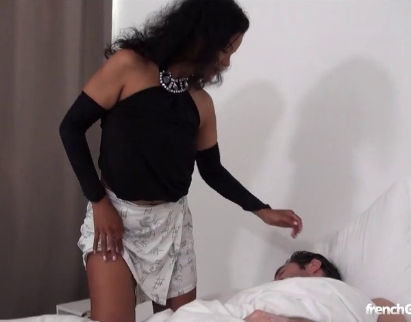 Geisha - Asian housekeeper gets sodomized by her client - HD (2018/FrenchGonzo.com/505 MB)