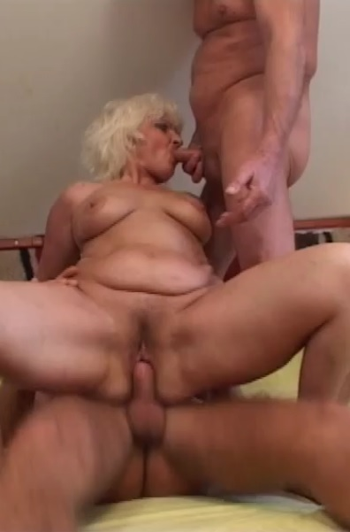 Granny Judita Winter pleasure