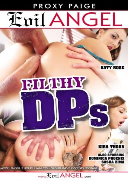 Filthy DPs (2018/WEBRip/SD)