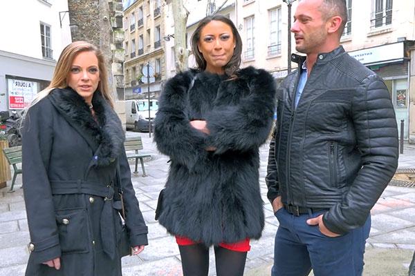 - Plan tres chaud entre Tiffany et Cassie ! [Standard Quality SD] JacquieetMichelTV.net - (370 MB)