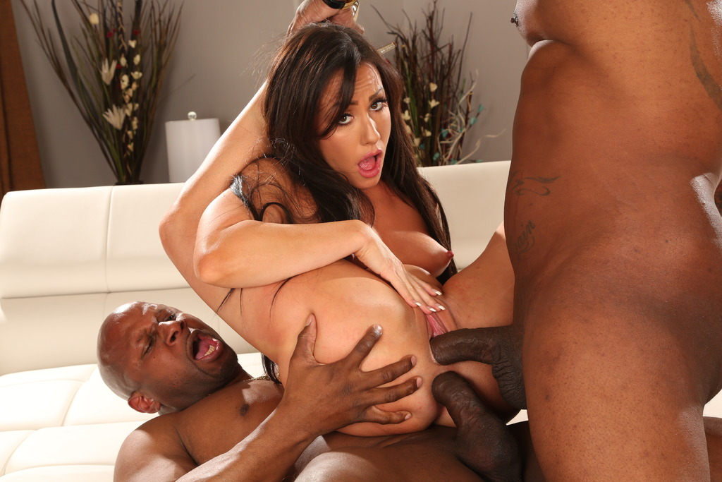 Download LegalPorno - Assablanca - Sexy slut Jennifer White takes two big black cocks AB009