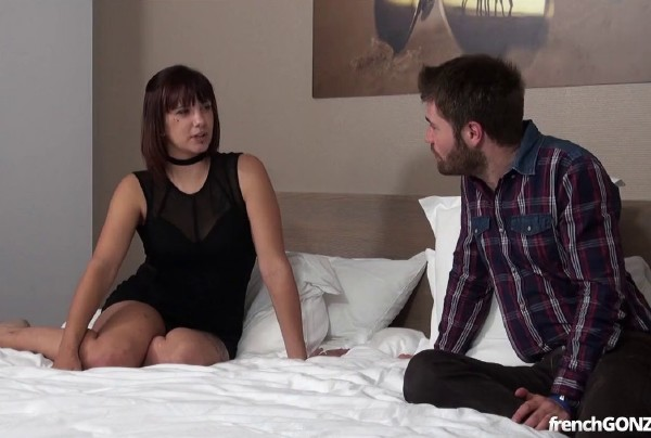 She fucks her husbands best friend! (Elena) FrenchGonzo [SD]