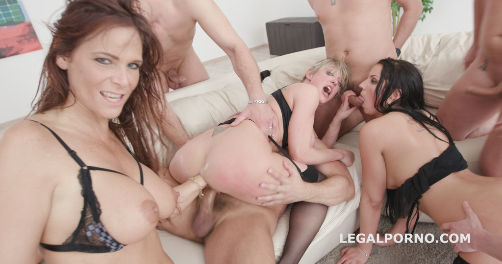 Download LegalPorno - Giorgio Grandi - The Milf Dominance Syren De Mer Jolee Love Dee Williams Part 2 Triple DAP / Gapes / ATOGM GIO639