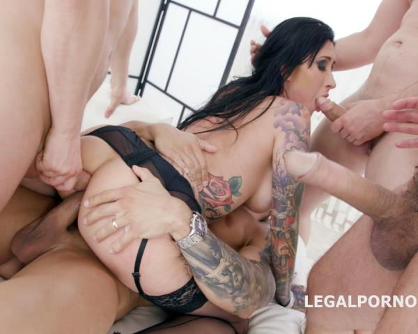 Monsters Of DAP With Lily Lane Balls Deep Anal, Balls Deep DAP, Gapes, Swallow GIO659 (Lily Lane) LegalPorno [SD]