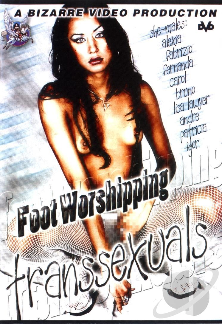 Foot Worshipping Transsexuals (2004)