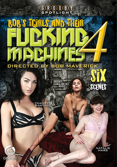 Bob's Tgirls And Their Fucking Machines 4 (2018)