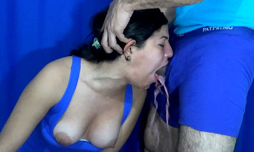 Throat fucking puking movies — 11