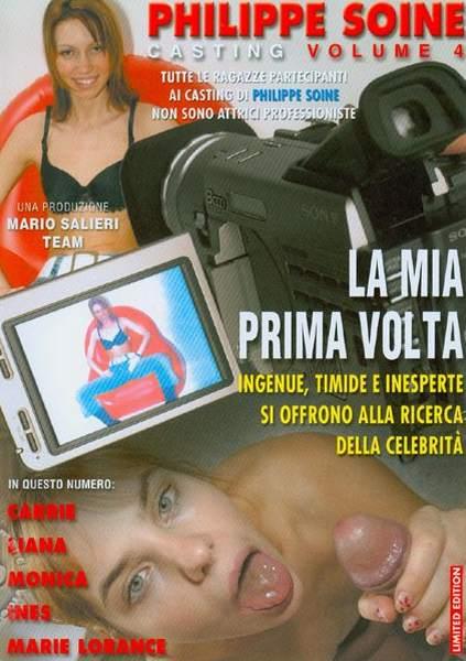 Casting Philippe Soine Volume 4 - La Mia Prima Volta (2003/DVDRip)