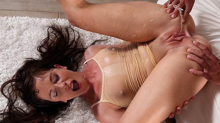 Sexy lesbian emo girls Jizz free porn