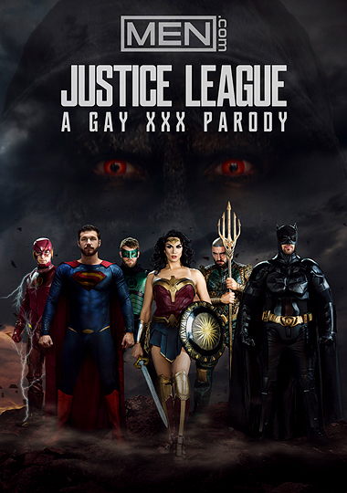 Justice League - A Gay XXX Parody (2018)