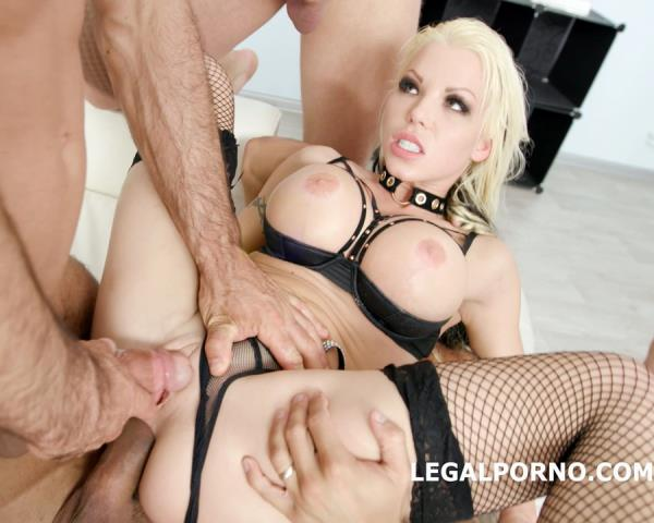 GIO666 The Number Of The Pee. Welcome To LP For Barbie Sins 4 On 1 Balls Deep Anal, DP, Pee, Swallow GIO666 (Barbie Sins) LegalPorno [HD]
