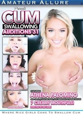 Cum Swallowing Auditions 31 (2018)