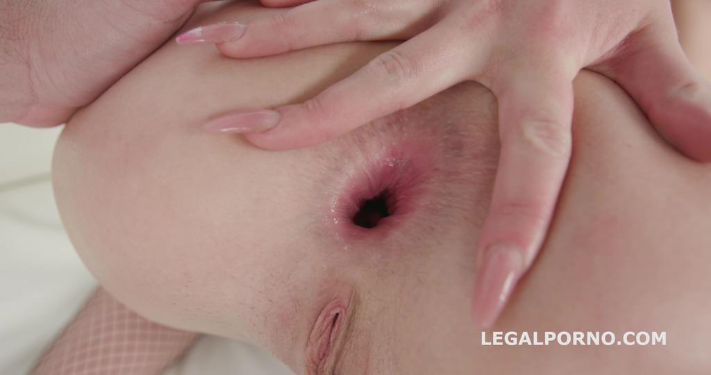 LegalPorno - Giorgio Grandi - Welcome to LP for Barbie Sins 4on1 Balls Deep Anal / DP / Swallow GIO665