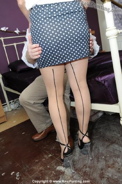 Sexy Senora of Peterborough, Part 1 (Amateurs) RealPunting [HD]
