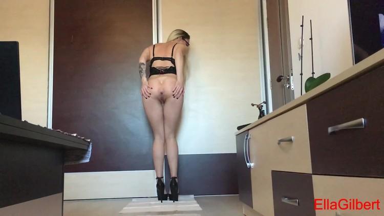 Dance, shit , cum with EllaGilbert (2018 | FullHD 1080p | 1.07 GB)