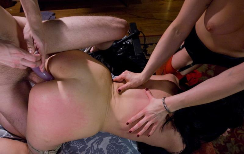 Vanessa Naughty-Lorelei Lee John Henry: Kinky Couple (HD / 720p / 2018) [Kink]