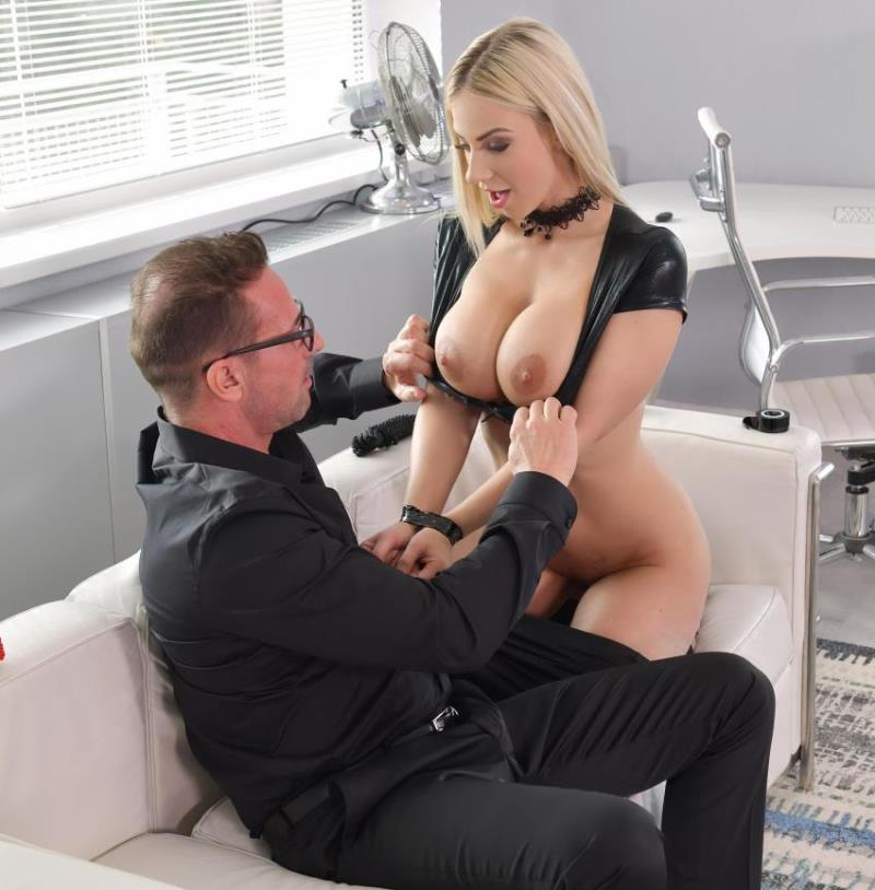 Nathaly Cherie - Spanked, Whipped, Fucked [HD 720p] (1.21 Gb) HouseOfTaboo/DDFNetwork