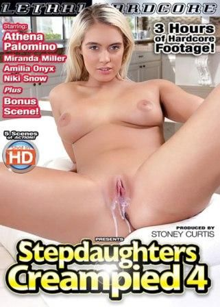 Stepdaughters Creampied 4 (2018)