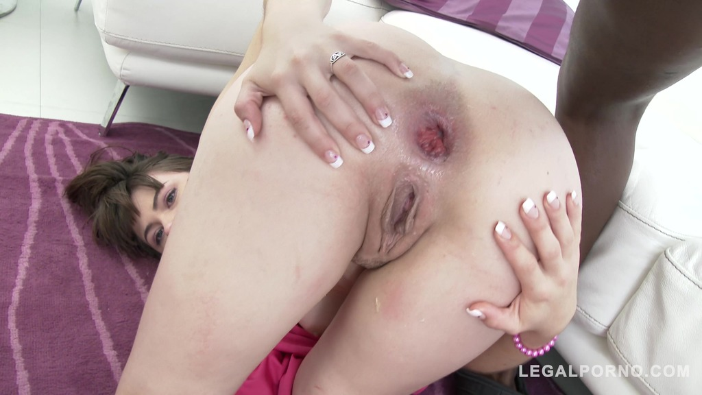 LegalPorno - Gonzo_com - Luna Rival DAP & DP with three creampies after SZ1489