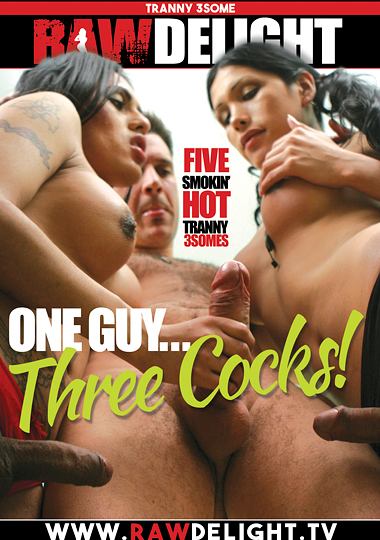 One Guy... Three Cocks (2017)