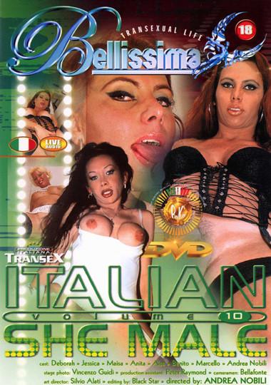Italian She Male 10 (2004)