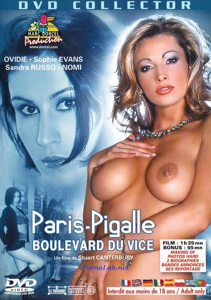 Paris-Pigalle Boulevard du Vice / Paris Pickups (2002/WEBRip/SD)