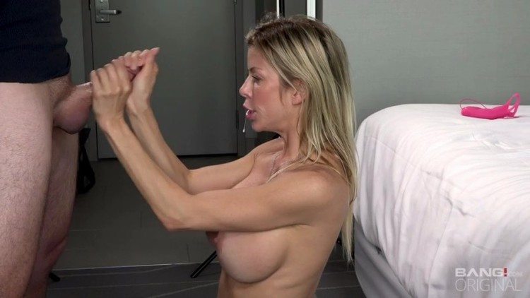 Bang! Real Milfs -  Bang - Alexis Fawx Backs It Up On Dick In The Pool Cabana 12-06-2018 - 540p Free Download From pornparadise.org