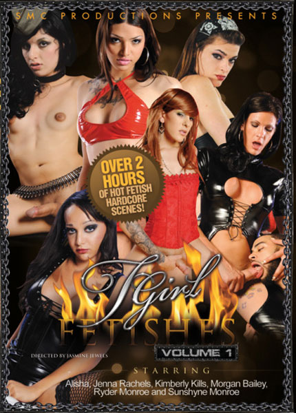 T-Girl Fetishes (2012)