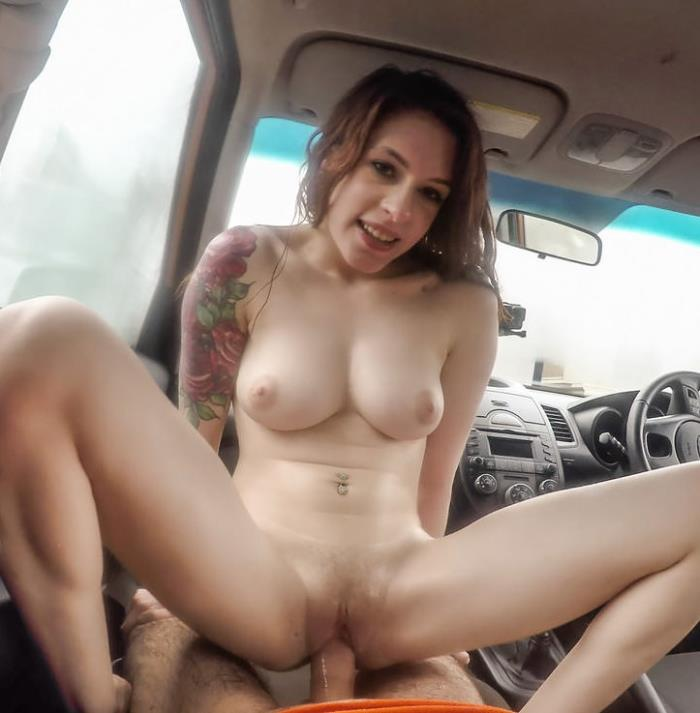 Anna De Ville - USA babe gets UK anal sex [FullHD 1080p] - FakeDrivingSchool