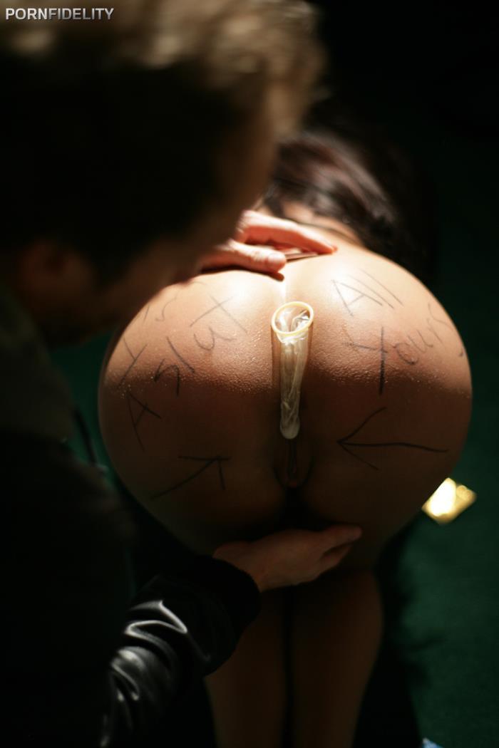 Peta Jensen - Take the Condom Off #3 [PornFidelity / SD 480p]