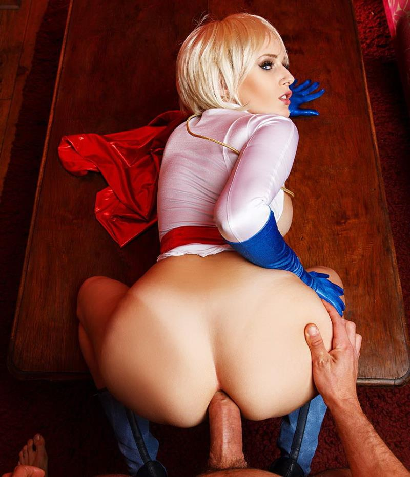 Angel Wicky - Powergirl ASSembly A XXX Parody (2018/FullHD)