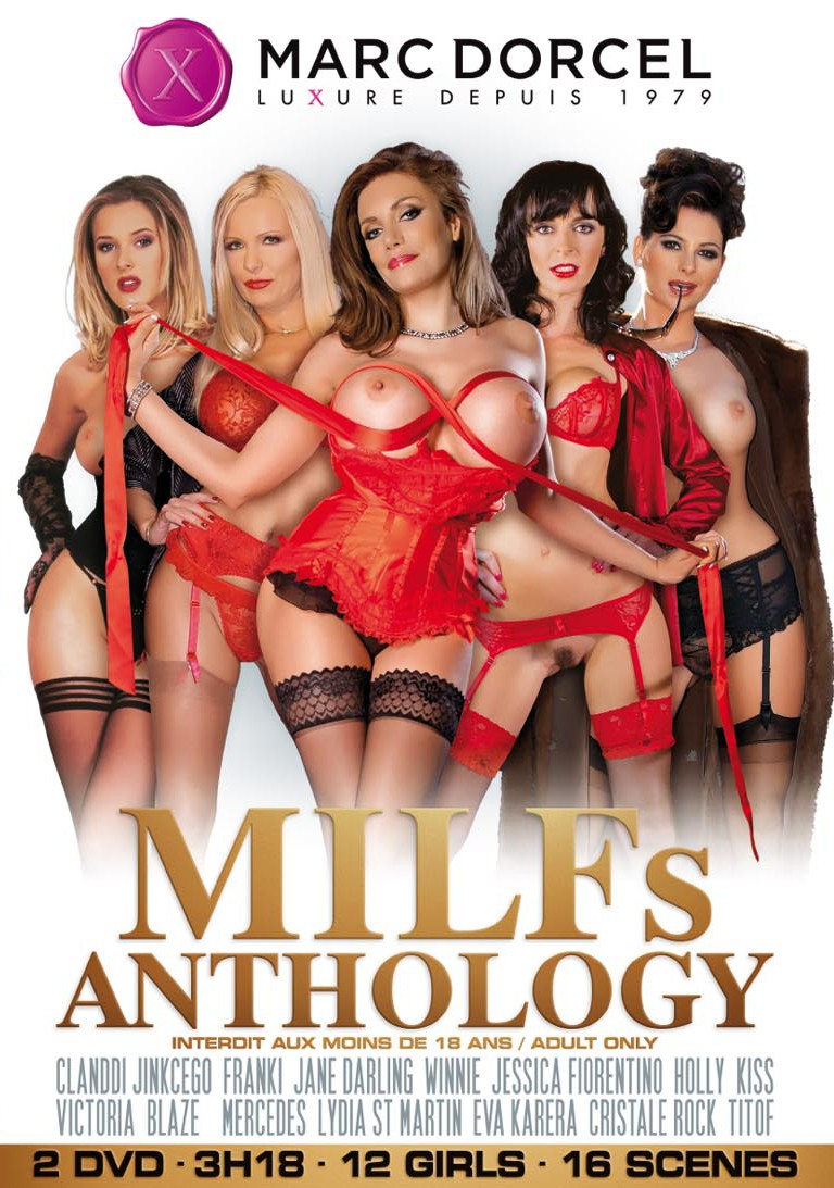 MILFs Anthology (2018/SD/480p/1.7 GB)