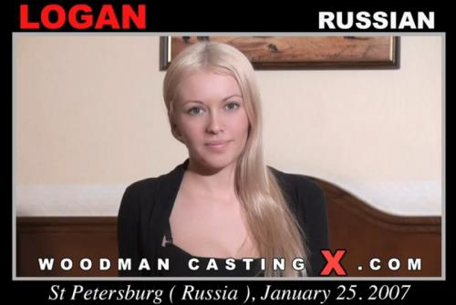 Logan - A russian girl, Logan has an audition with Pierre Woodman (2018/WoodmanCastingX.com/FullHD)