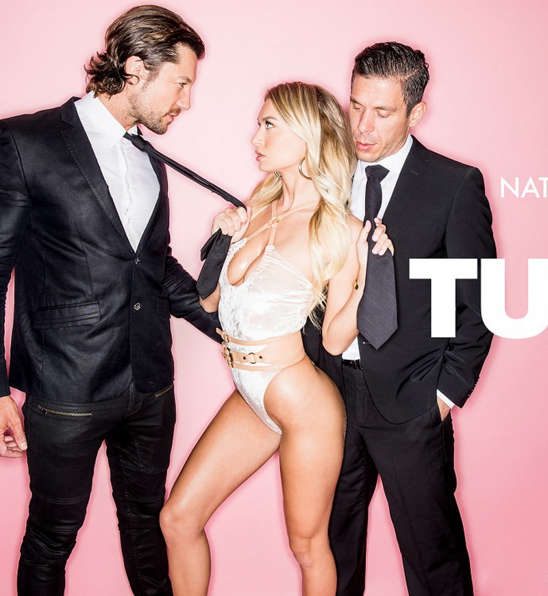 Tushy.com - Natalia Starr - A DP With My Husband and Ex Boyfriend [SD 480p]