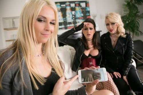 Samantha Rone, Ashley Adams, Sarah Vandella - Sister Act (1.83 GB)