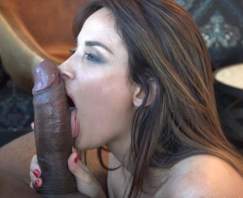 Anissa Kate - And Big Black Cock Davin King (SD)