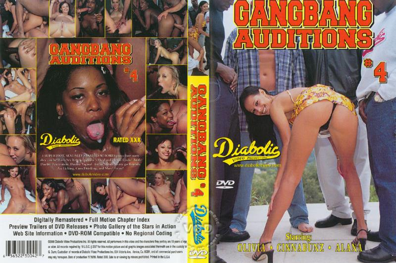 Gangbang Auditions 4 (2018/SD/480p/410 MB)