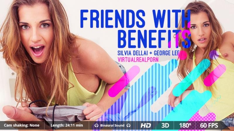 Silvia Dellai - Friends with benefits (2018/FullHD)