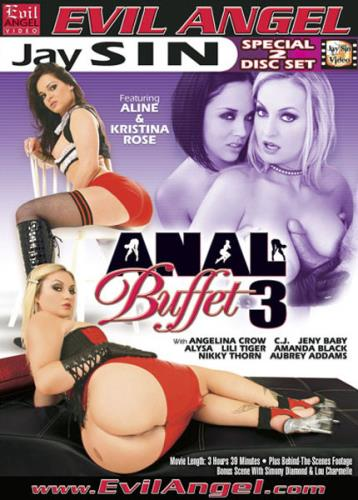 Anal Buffet 3 (2018/SD/480p/2.72 GB)