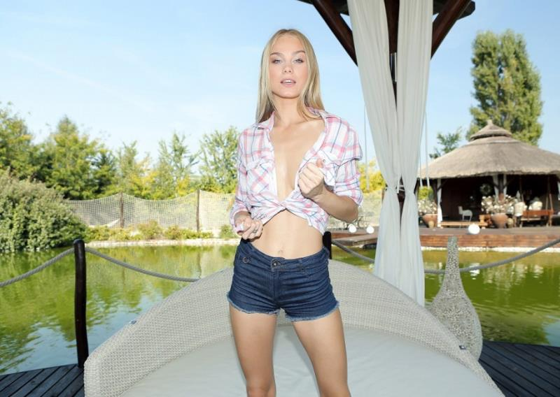 Nancy A - Romance In The Garden (2018/FullHD)