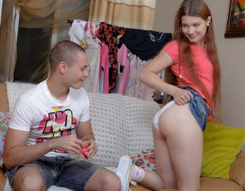 Mischa, - Some Sexy Baby Fat On Nubile And Horny Young Fuck Slut Misha (SD)