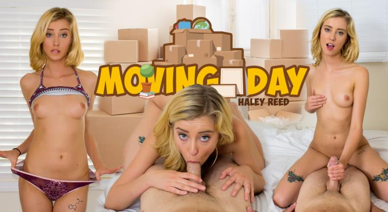 Haley Reed - Moving Day (2018/FullHD)