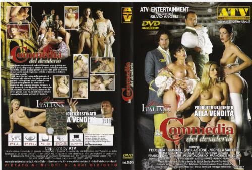 La Commedia del Desiderio (2018/SD/480p/1.36 GB)
