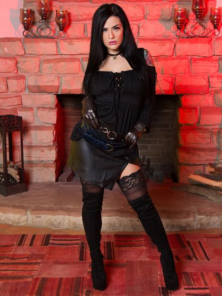 Katrina Jade - The Witcher A XXX Parody (2018/FullHD)