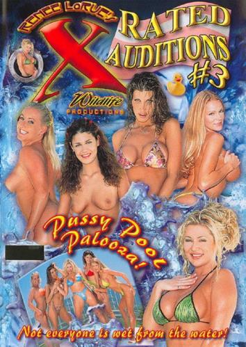 X-Rated Auditions 3 (SD/650 MB)