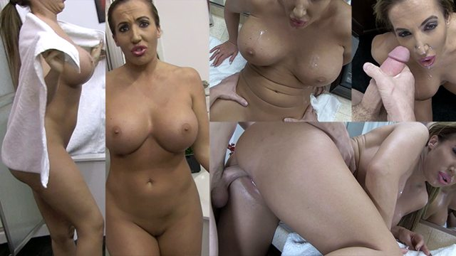 Richelle Ryan - Mom Teaches Me How To Be A Man (Part 2) (2018/HD)
